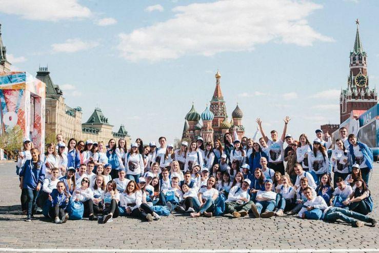 Волонтёры ВГУЭС делятся впечатлениями от Парада Победы в Москве