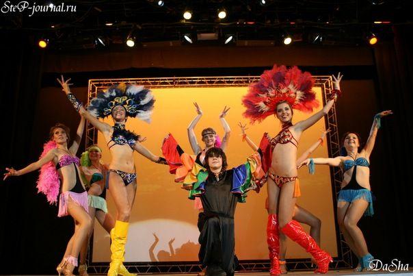 Юбилейный концерт танцевальной школы SREET ART