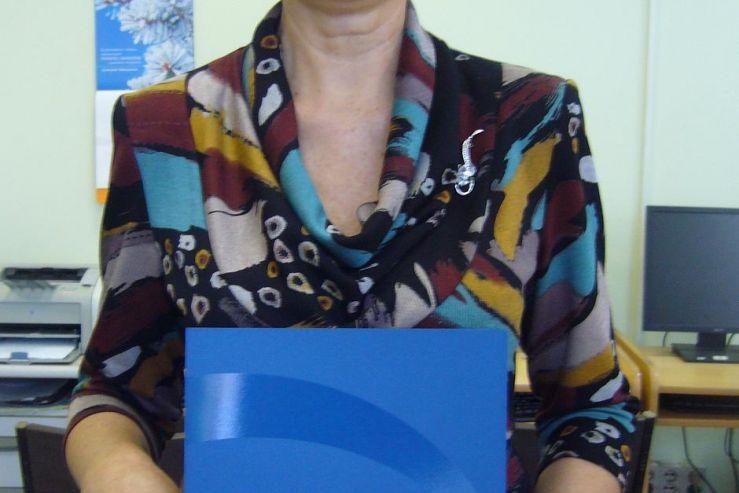 Поздравляем Моисеенко Е.В. с 30-летним педагогическим стажем!