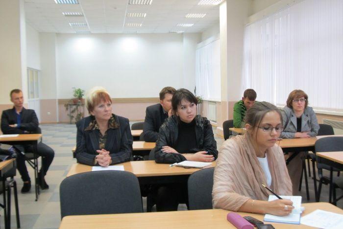 В Инновационном бизнес-инкубаторе прошел семинар «Первые шаги к успешному бизнесу»