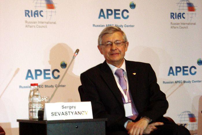 Профессор ИМБЭ Сергей Севастьянов: «У саммита во Владивостоке есть своя сверхзадача»