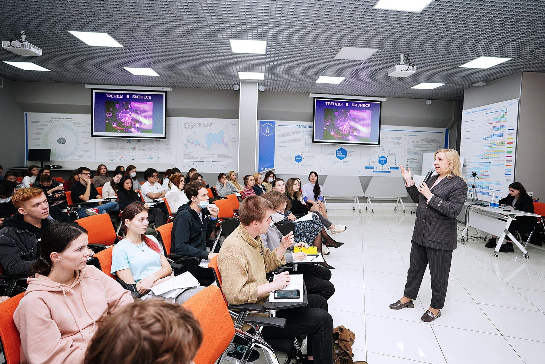 У студентов ВГУЭС есть возможность пройти стажировку в «Школе Бизнеса» МБК «Диалоги»