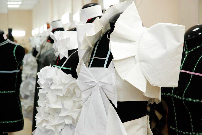Учителя края учатся искусству оринуно на кафедре сервиса и моды ВГУЭС