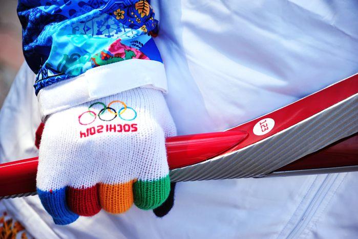 Волонтеры XXII Олимпийских зимних игр в Сочи 2014: «До старта – 50 дней»