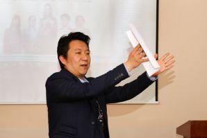 Об Инновациях в индустрии моды рассказал проректор Института высокой моды Японии Ичиро Цучида