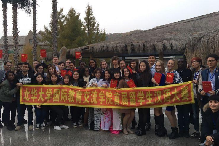 Студенты кафедры делятся своими впечатлениями о стажировке за границей