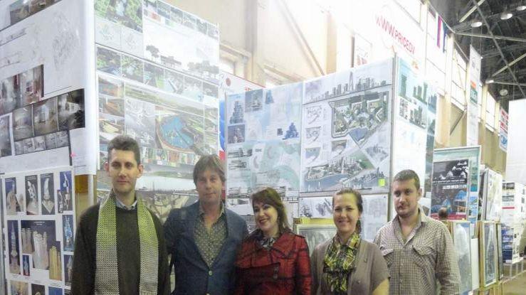 Студенты и выпускники филиала ФГБОУ ВПО «ВГУЭС» в г.Находке, кафедры Дизайна и Сервиса представили свои проекты на фестивале