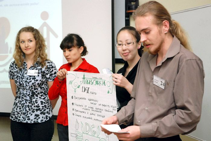 Work-кастинг во ВГУЭС помог работодателям подобрать подходящие кадры