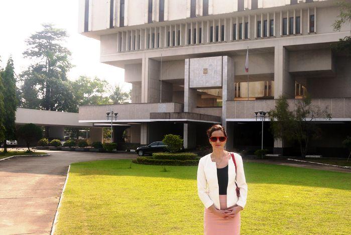 ВГУЭС налаживает контакты с Лаосской Народно-Демократической Республикой