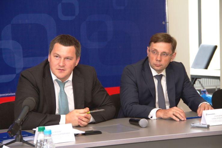 Старший вице-президент Промсвязьбанка Константин Басманов принял участие в «Дне МСБ» во Владивостоке.