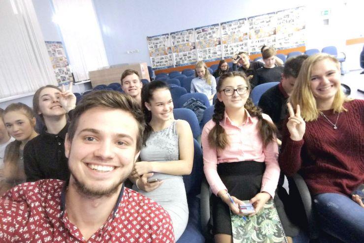 «Малая компьютерная академия» во ВГУЭС открывает школьникам новые горизонты