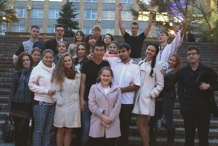 Участники «Модели ООН на Дальнем Востоке» прошли обучение во ВГУЭС