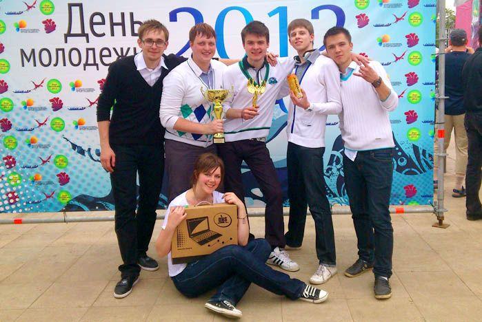 КВНщики ВГУЭС – победители Кубка города Владивостока
