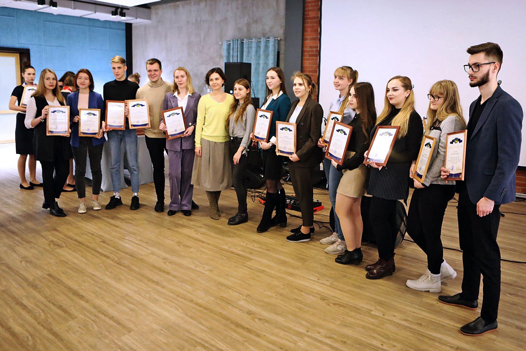 Студенты ВГУЭС стали обладателями стипендий губернатора Приморского края