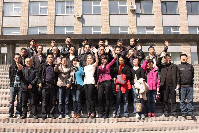 ВГУЭС посетила китайская делегация из Северо-китайского университета электроники г. Пекин