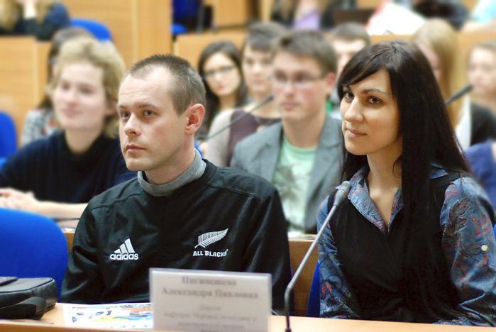Человек и его дело. Молодые преподаватели ВГУЭС - о своей работе в университете.