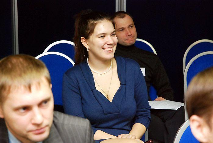 Участники Делового Клуба ВГУЭС научились делать корпоративные праздники полезными для развития бизнеса