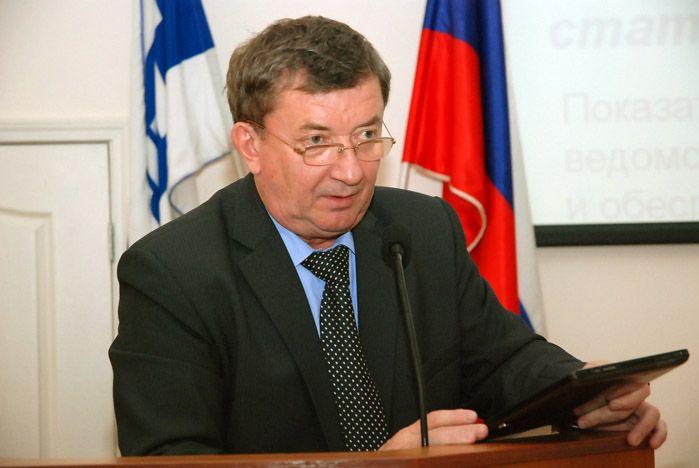 Главный статистик края дал лекцию во ВГУЭС