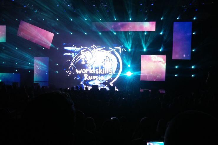 ВГУЭС в финале Национального чемпионата WorldSkills Russia