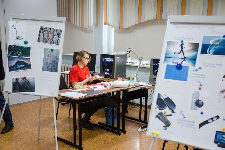 Студенты ВГУЭС получают уникальный опыт в промышленном дизайне