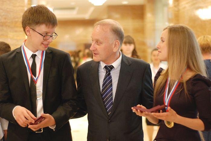 Золотой медалист выбирает Высшую школу телевидения ВГУЭС