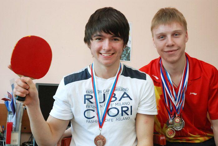 Студент ВГУЭС стал абсолютным победителем первенства Приморского края по настольному теннису
