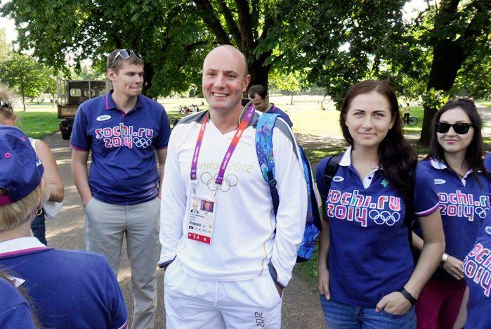 Волонтеры ВГУЭС готовы к открытию Олимпийских игр
