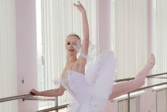 Ученица ШИОД ВГУЭС признана лучшей юной балериной России