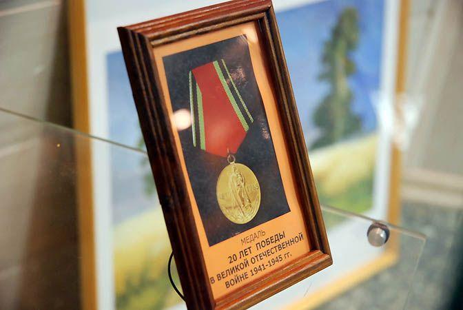 Ордена Великой Отечественной можно увидеть в музее ВГУЭС.