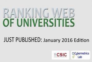ВГУЭС входит в топ-50 российских вузов в Webometrics Ranking of World Universities