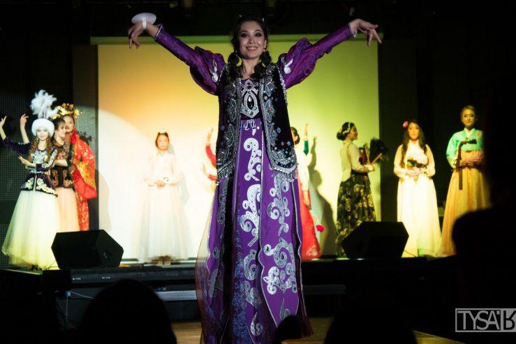 Студентка ВГУЭС Шахсана Аткамова — «Мисс Азия Владивосток 2018»