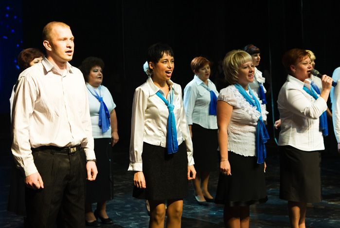 Колледж филиала ВГУЭС в Артеме отпраздновал своё 55-летие