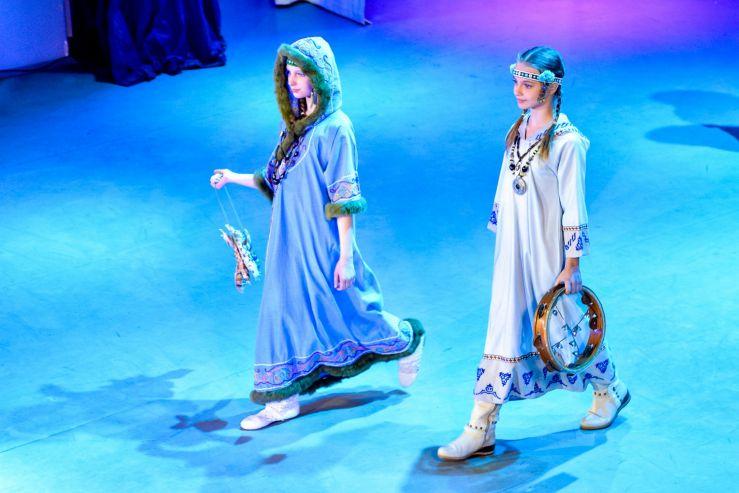 Мода во ВГУЭС – без границ