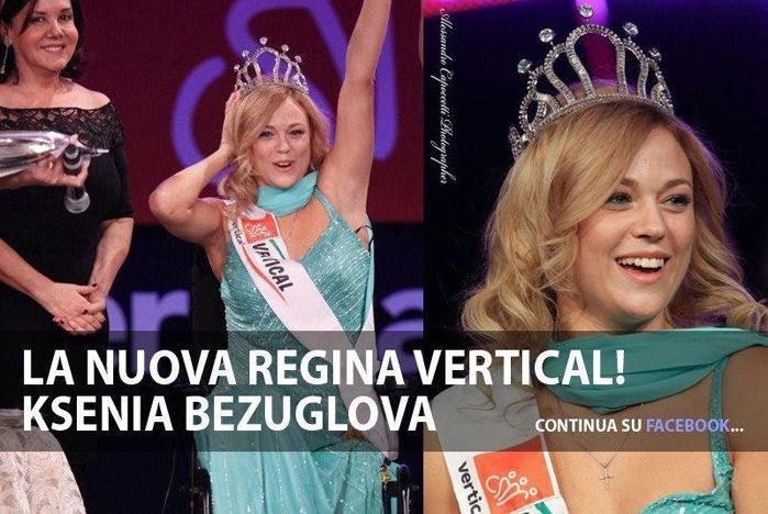 Мисс мира среди женщин-инвалидов Ксения Безуглова - о своих неограниченных возможностях