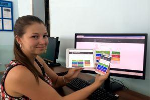 Сервис личный кабинет студента адаптирован под мобильные устройства