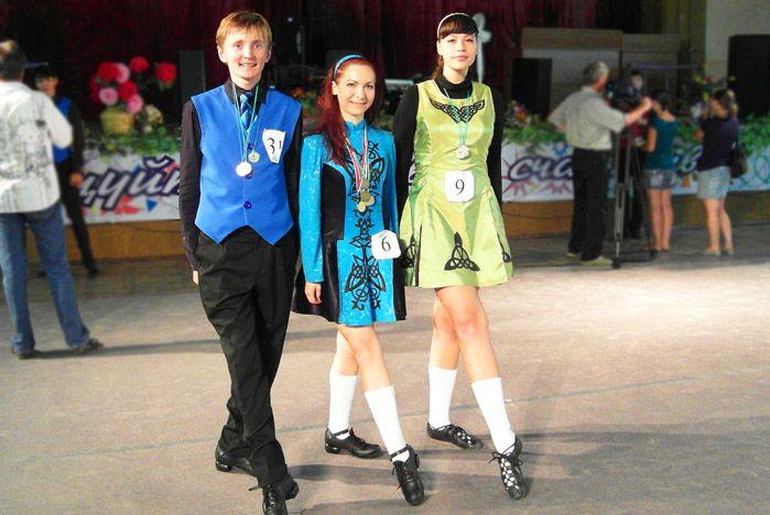 Студенты ВГУЭС взяли «золото» на первом дальневосточном чемпионате по ирландским танцам