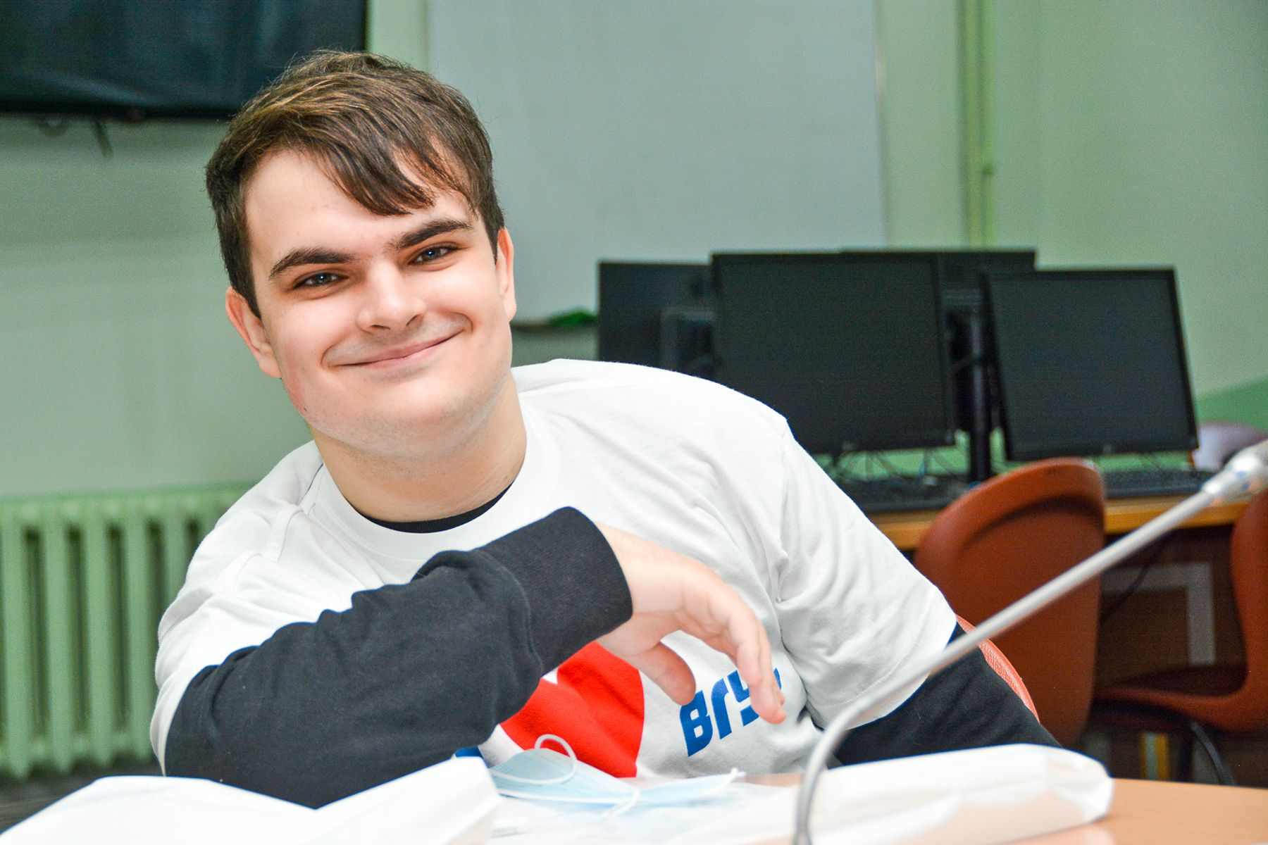 Финал краевого конкурса ISFIT для будущих IT-специалистов прошел во ВГУЭС