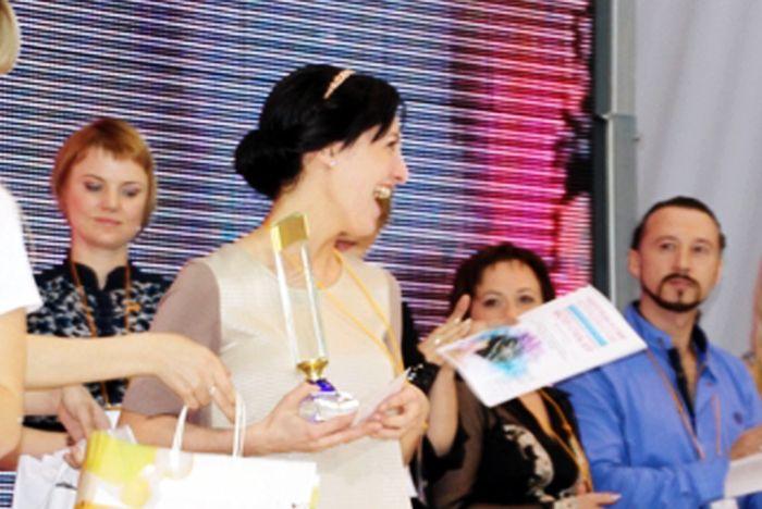Международный конкурс «Мастер-Стиль»: Гран-при у студентки Профлицея ВГУЭС Екатерины Левченко!
