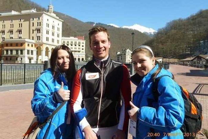 Волонтеры ВГУЭС помогают на этапе Кубке мира по лыжным гонкам и биатлону
