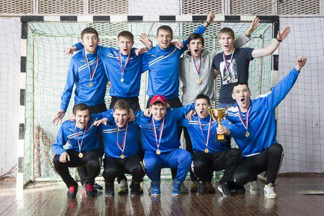 «ВГУЭС» - лучшая Приморская студенческая команда по мини-футболу