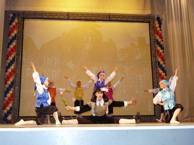 Ежегодный отчетный концерт студии классического балета ШИОД собрал полный зал зрителей в ТКК «Андеграунд»