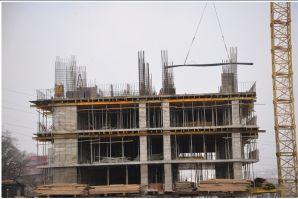 Жилой дом для преподавателей ВГУЭС «подрос» уже до двеннадцатого этажа