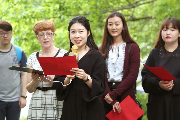 День русского языка отметили иностранные студенты ВГУЭС