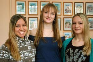 Студентки Академического колледжа ВГУЭС – финалисты Всероссийской конференции молодых исследователей