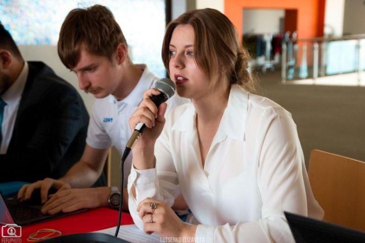 Председатель студенческого научного общества ВГУЭС Мария Назарова – призёр всероссийского форума «От идеи до бизнеса»