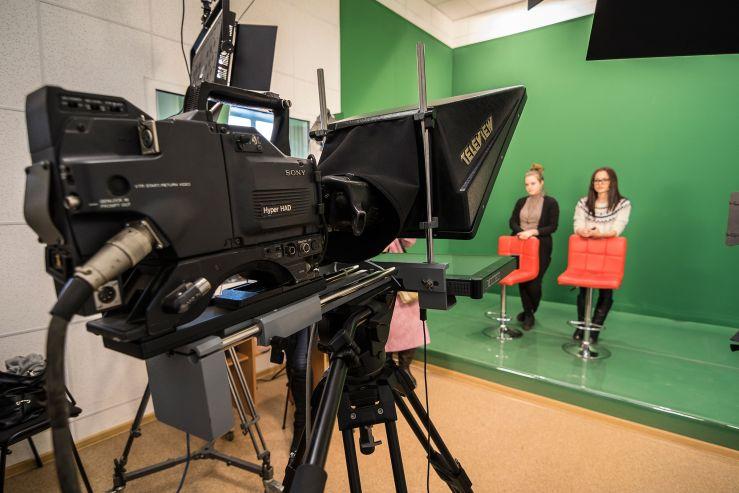 Директор Высшей школы телевидения ВГУЭС Сергей Булах: «Выпускать бакалавров-журналистов только ради диплома – уже не модно»