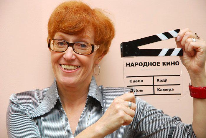 Заместитель директора студгородка ВГУЭС Галина Касьяненко научила сибирских студентов снимать социальное кино