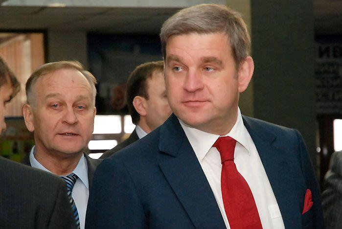 Губернатор края Сергей Дарькин будет преподавать во ВГУЭС