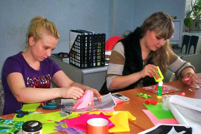 Студенты Профессионального лицея ВГУЭС изготовят подарки к празднику