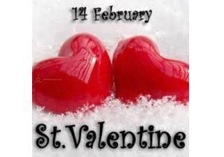 Приглашаем влюбленные студенческие пары на День Святого Валентина!